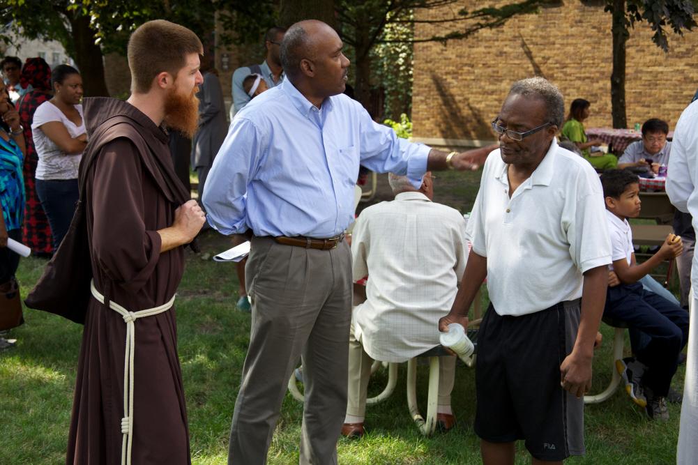 September 2013, Parish Picnic