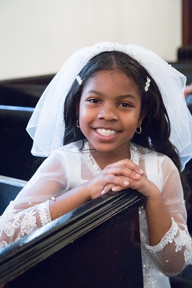 May 2014, First Communion