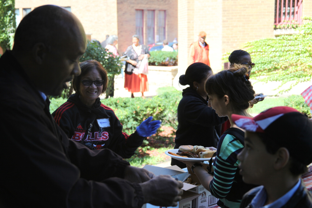 September 2014, Parish Picnic