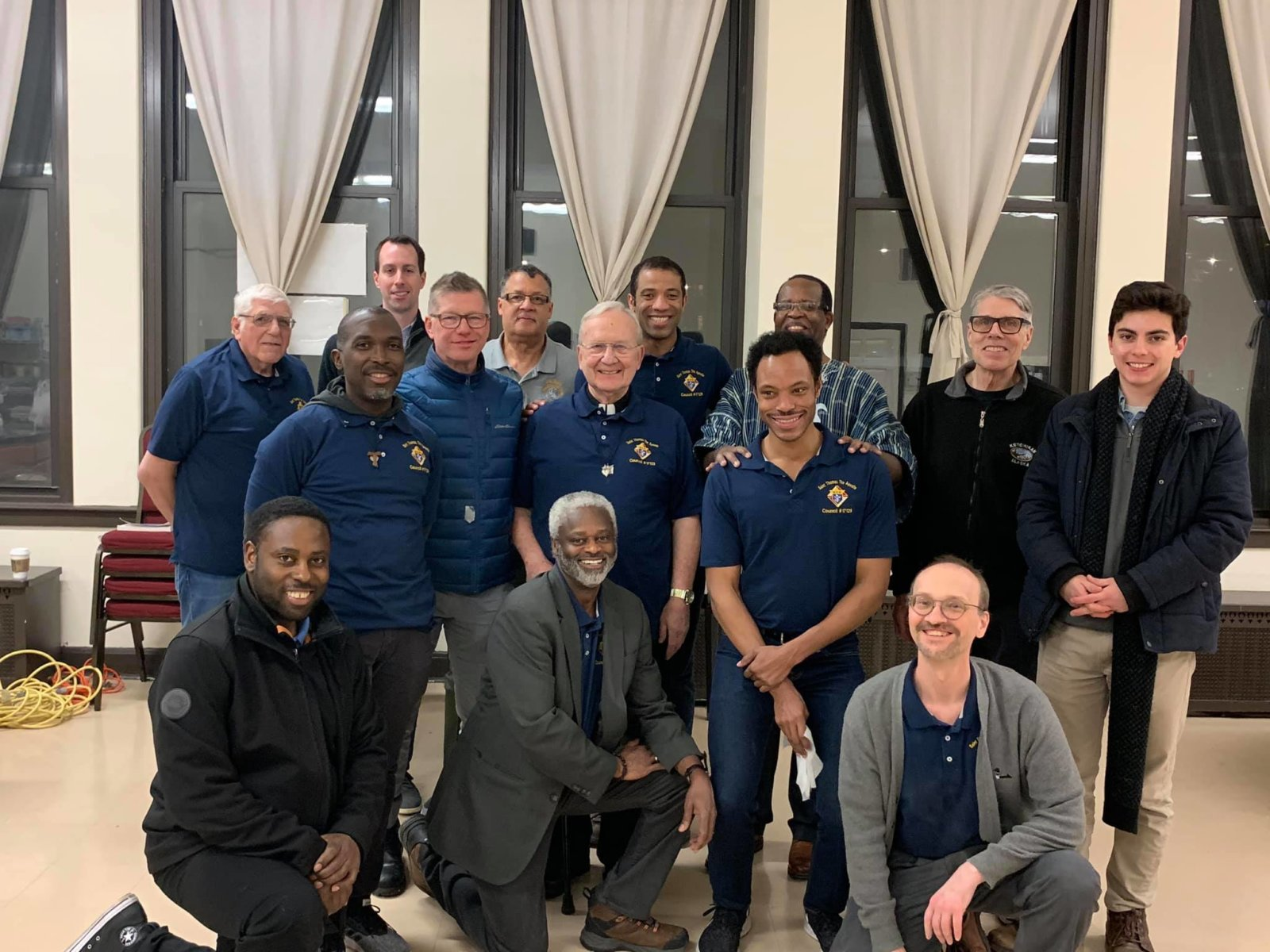 2020 February 28 Knights Of Columbus  Fish Bake (by Courtesy Of Larry A. Gaytos Jr) 3