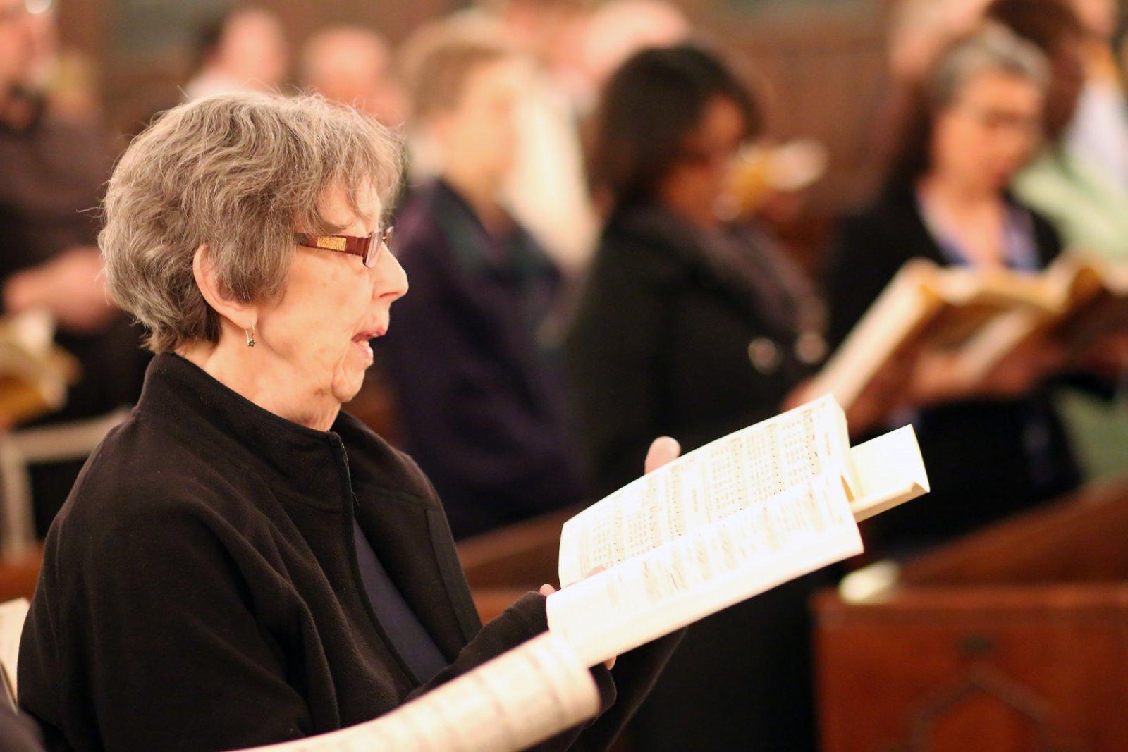 April 2014, Easter Triduum at St. Thomas the Apostle