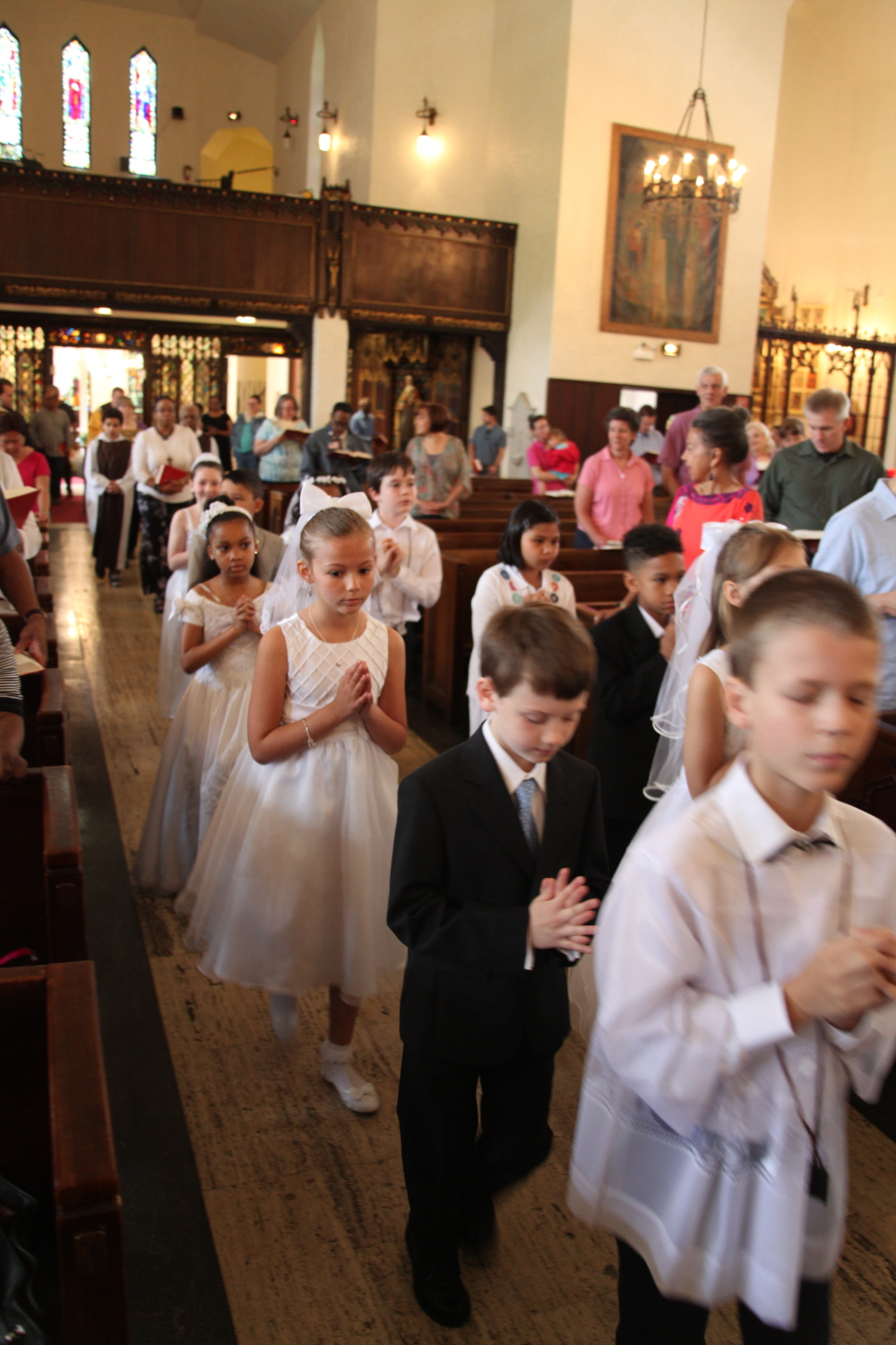 May 2015 First Communion  (11)