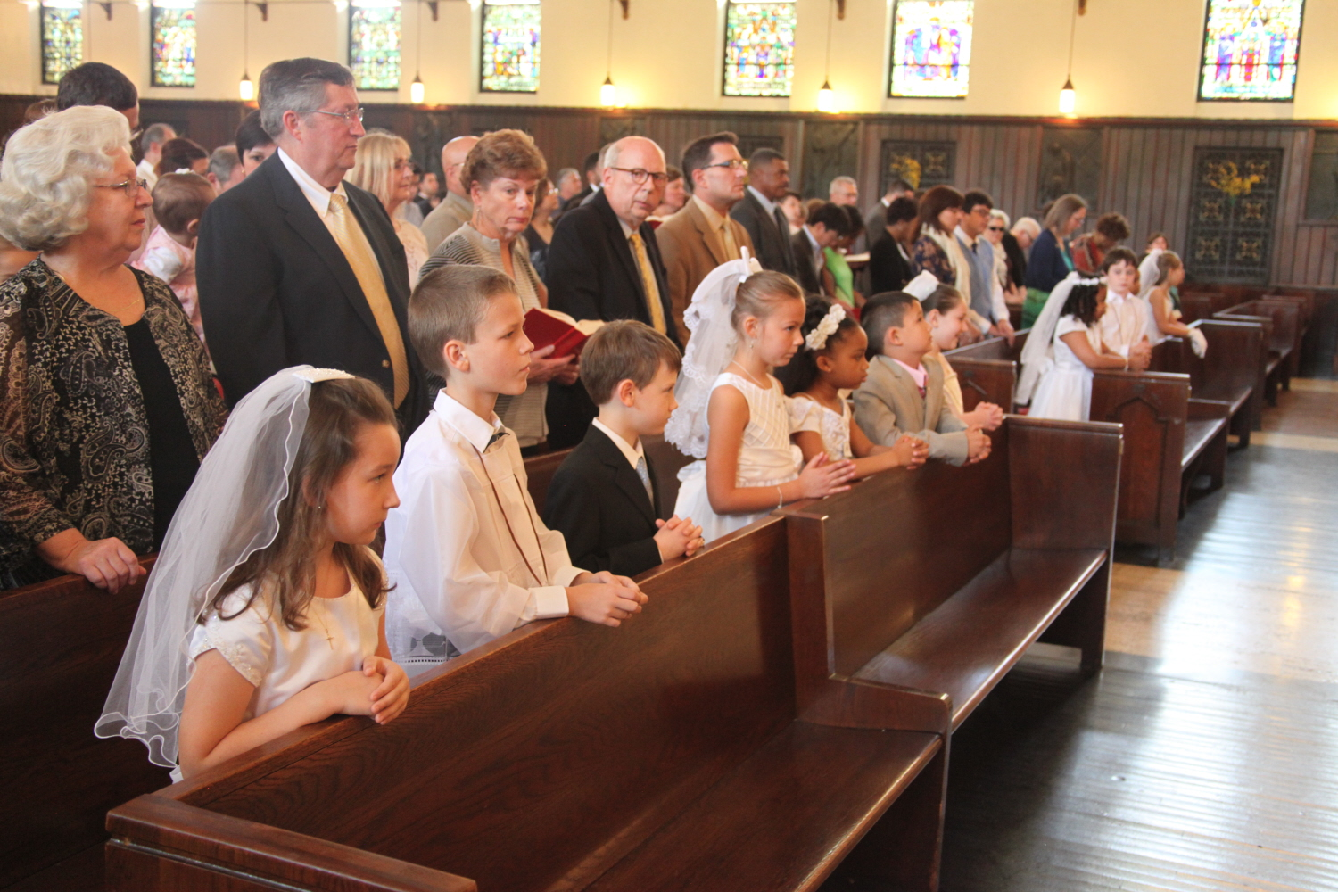 May 2015 First Communion  (12)