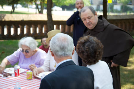 September 2013, Parish Picnic