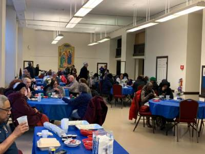 2020 February 28 Knights Of Columbus  Fish Bake (by Courtesy Of Larry A. Gaytos Jr) 1