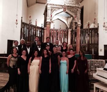 Opera Gala Benefit Concert – October 16, 2016