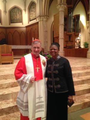 Glenda R. Spearman - Bishop Quarter Award 2017