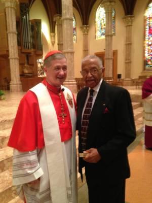 John H. Moore, III - Christifideles Award 2017