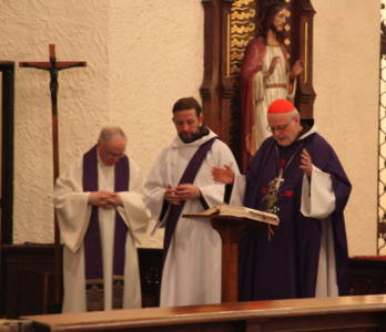 March 2018 Mass With Cardinal Arborelius (6)