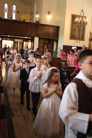 May 2015 First Communion  (10)
