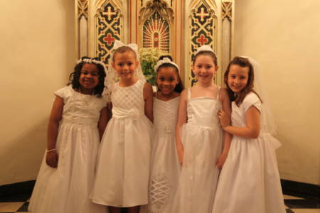 May 2015 First Communion  (17)