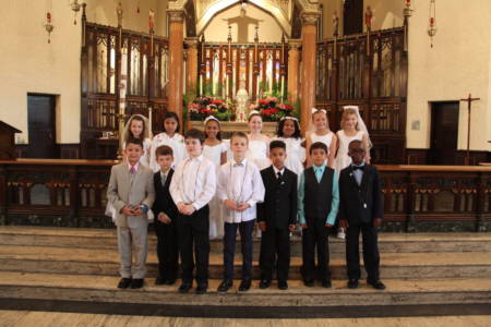 May 2015 First Communion  (1)
