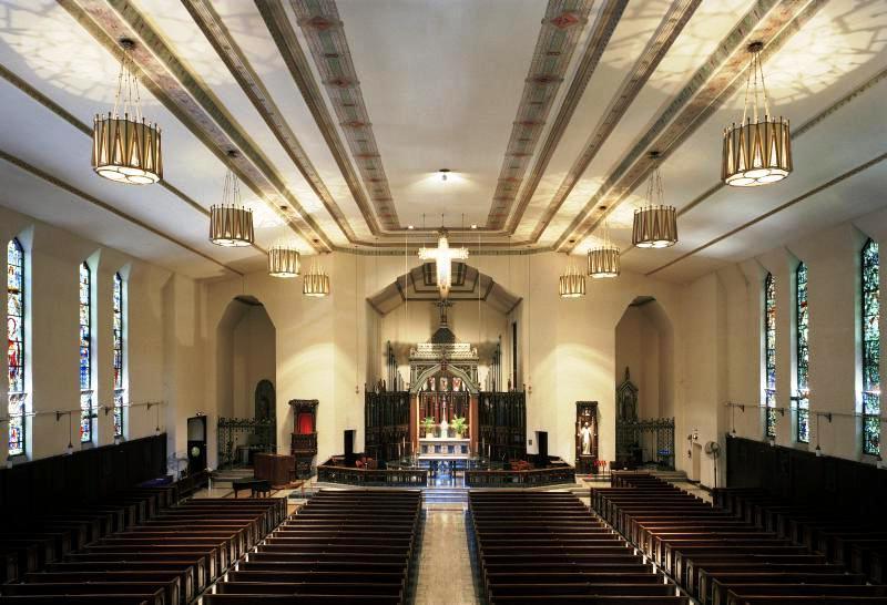 STA CHURCH